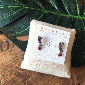 Sorrelli Vintage Mixed Berry Earrings